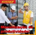 Maximização da produtividade!