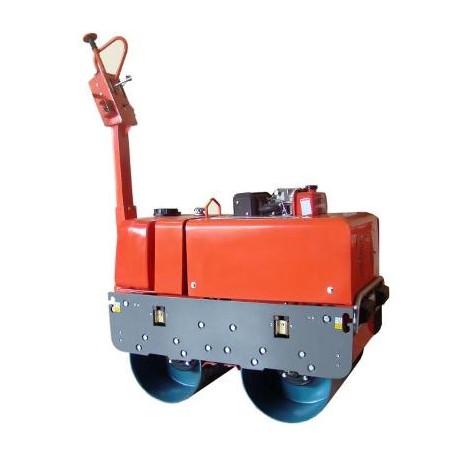 Rolo Compactador de 2 cilindros